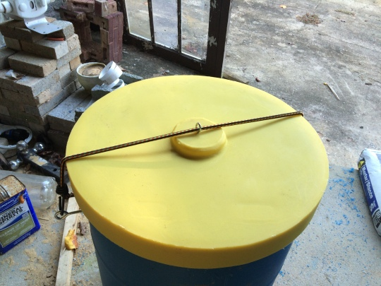 Plastic Barrel Top